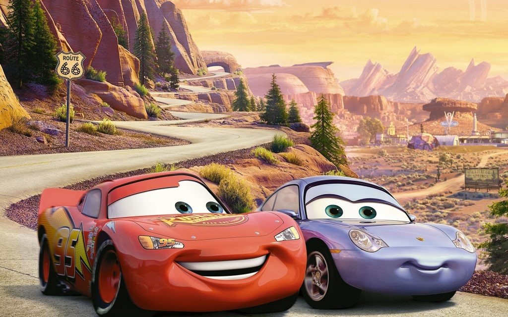 Cars Widescreen Wallpaper