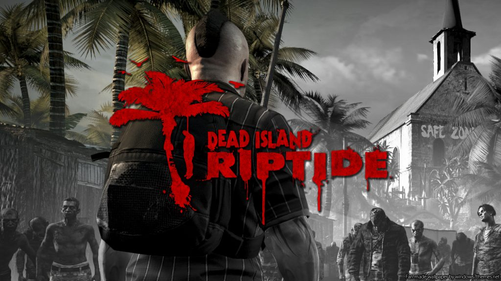 Dead Island: Riptide Full HD Wallpaper