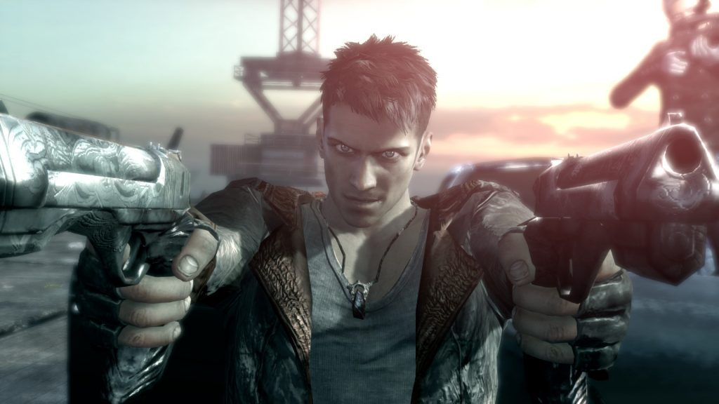 DmC: Devil May Cry Full HD Wallpaper