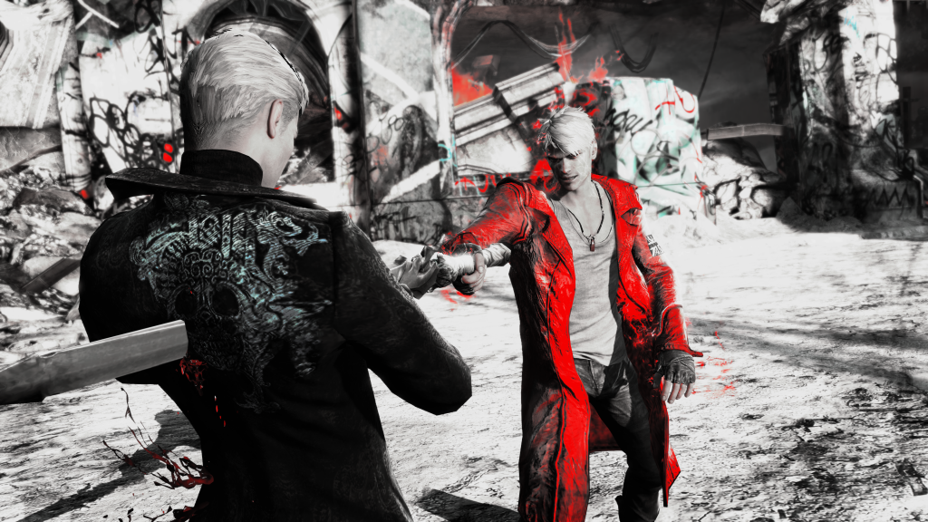 DmC: Devil May Cry Quad HD Wallpaper