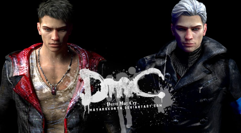 DmC: Devil May Cry Wallpaper