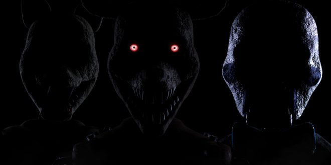 Five Nights at Freddy's 3 Backgrounds