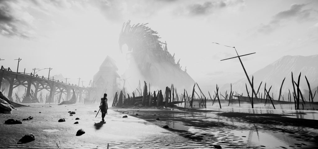 Hellblade: Senua's Sacrifice Background