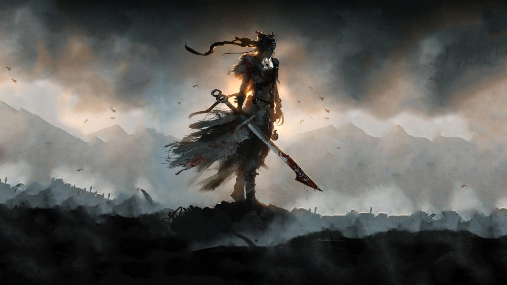 Hellblade: Senua's Sacrifice Full HD Background