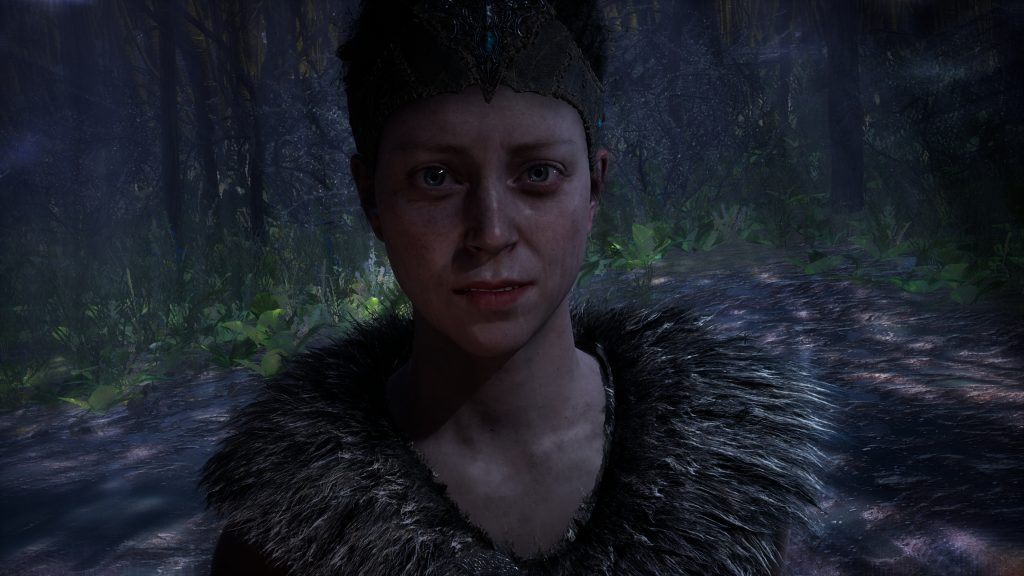 Hellblade: Senua's Sacrifice 4K UHD Background