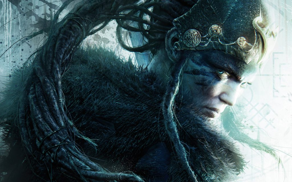 Hellblade: Senua's Sacrifice Widescreen Background