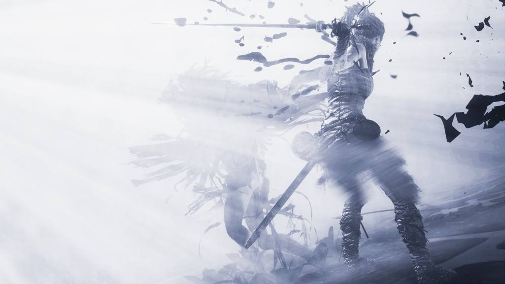 Hellblade: Senua's Sacrifice 8K UHD Background