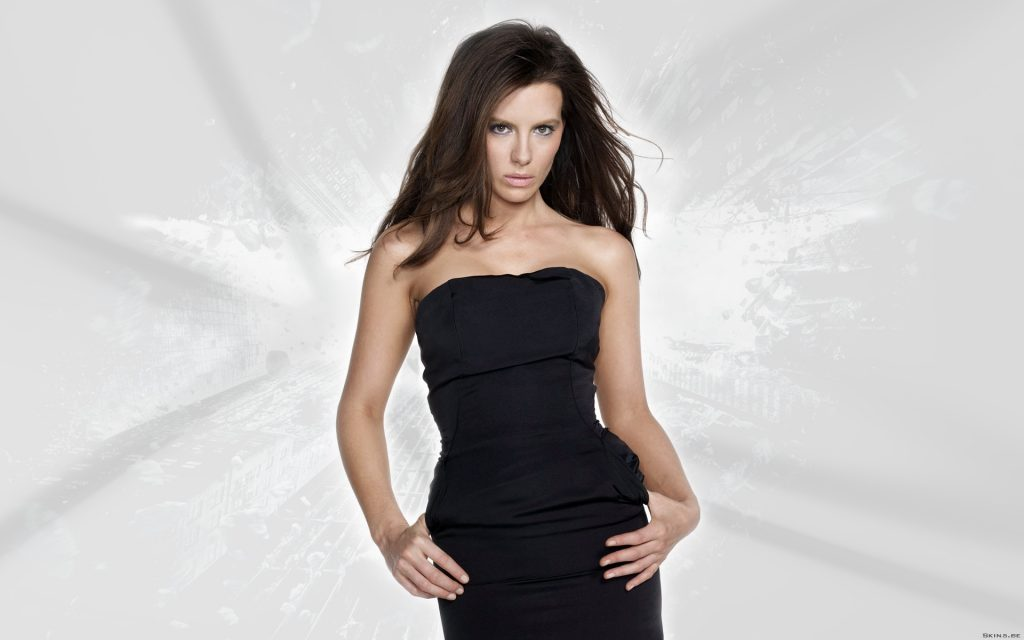 Kate Beckinsale HD Widescreen Wallpaper