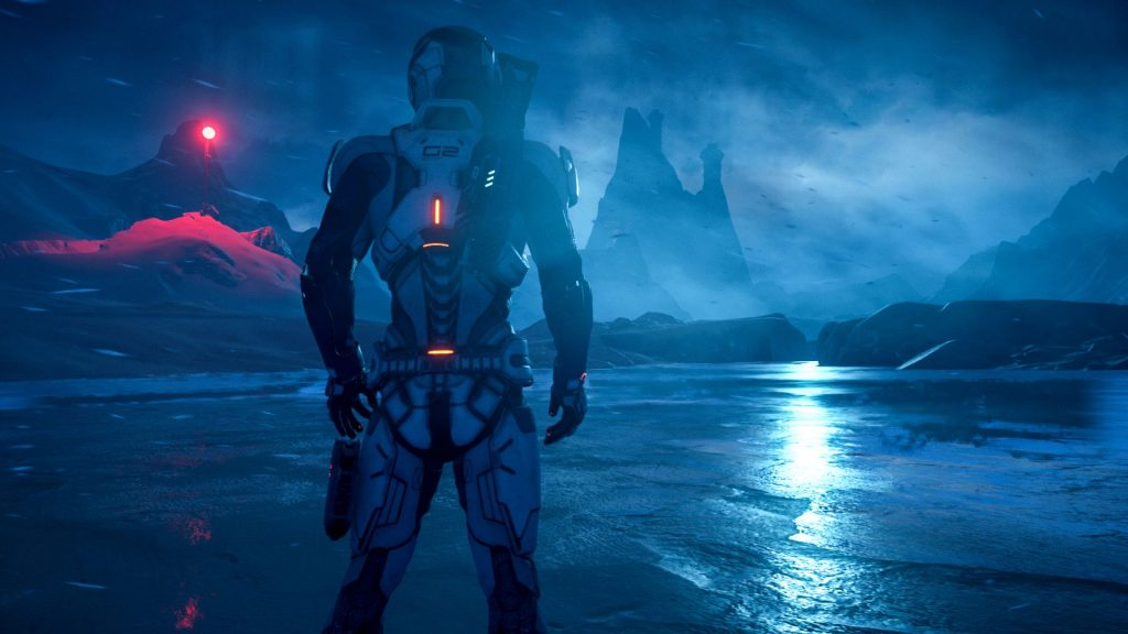 Mass Effect: Andromeda HD Full HD Background
