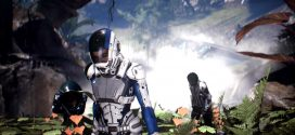 Mass Effect: Andromeda HD Backgrounds