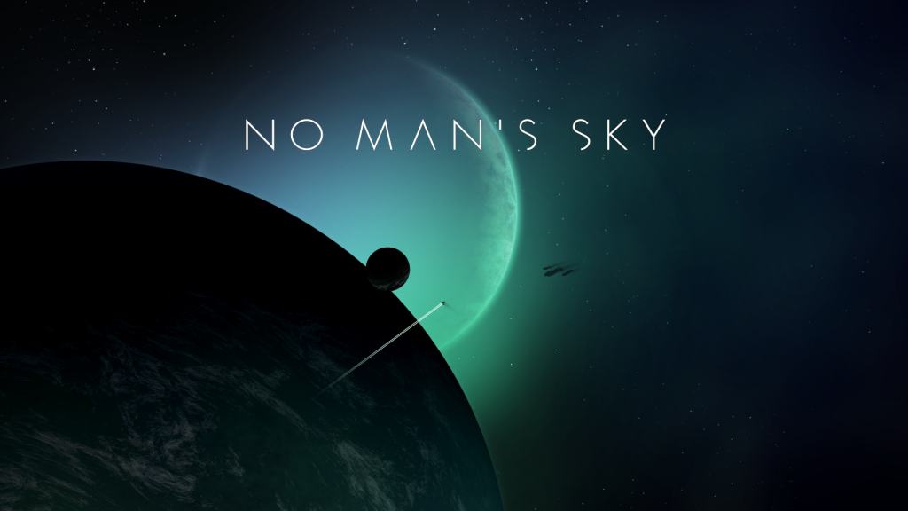 No Man's Sky HD Full HD Background