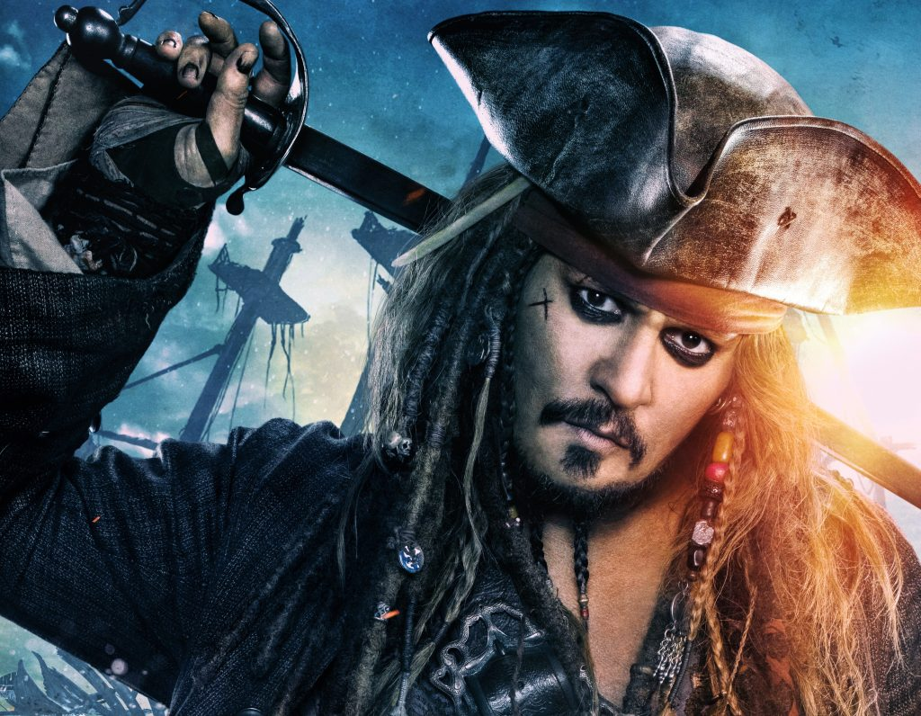 Pirates Of The Caribbean: Dead Men Tell No Tales Background