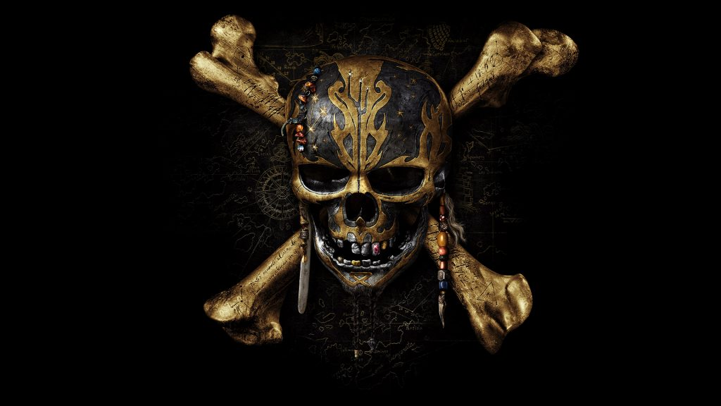 Pirates Of The Caribbean: Dead Men Tell No Tales Full HD Background