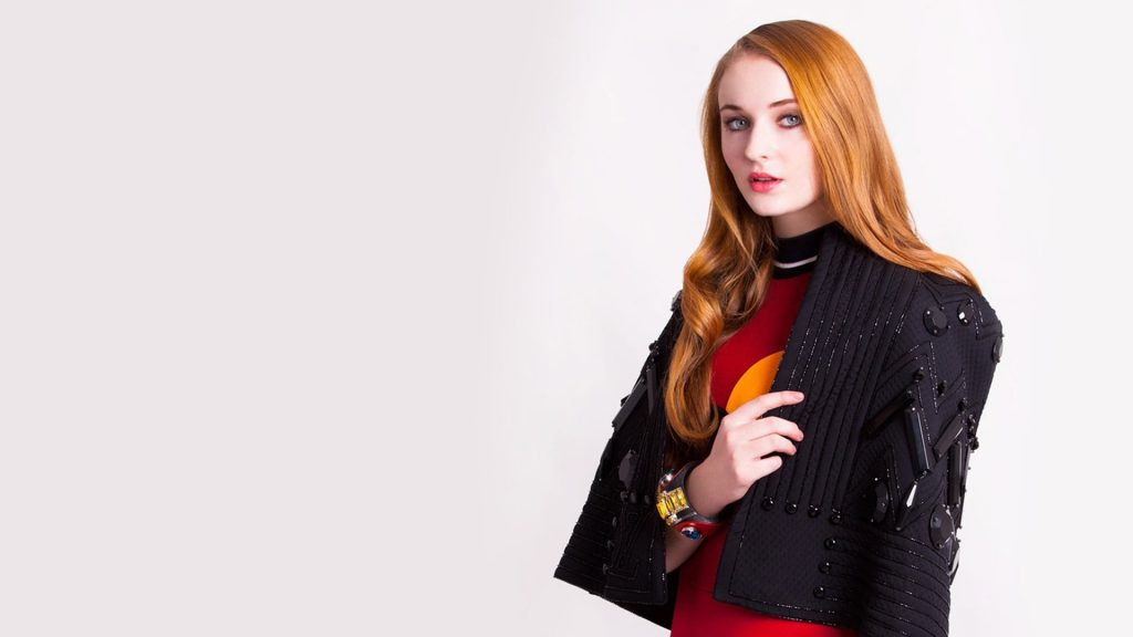 Sophie Turner HD Full HD Wallpaper