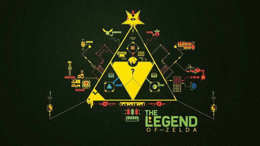 The Legend Of Zelda HD Full HD Wallpaper