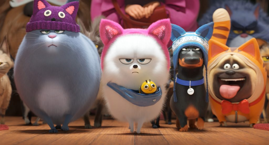 The Secret Life of Pets 2 Wallpaper