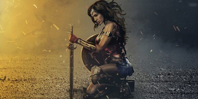 Wonder Woman HD Backgrounds