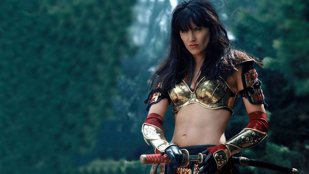 Xena: Warrior Princess Wallpaper