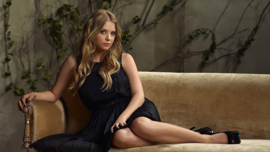 Ashley Benson Full HD Background
