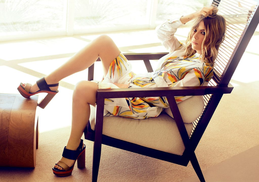 Ashley Benson Background