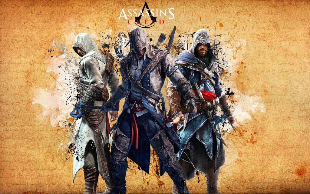 Assassin's Creed HD Widescreen Wallpaper