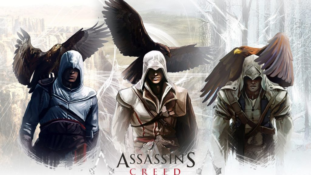 Assassin's Creed HD Full HD Wallpaper