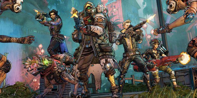 Borderlands 3 Wallpapers
