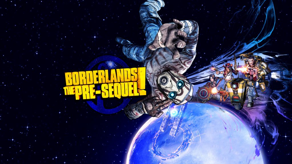 Borderlands: The Pre-Sequel Quad HD Wallpaper