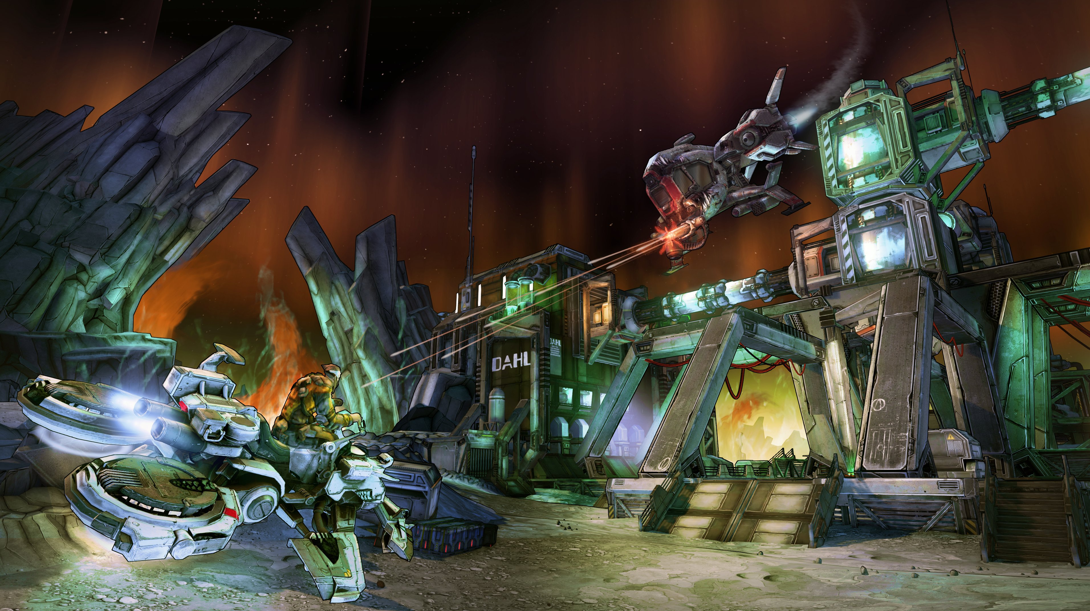 Borderlands The Pre Sequel Wallpapers Pictures Images