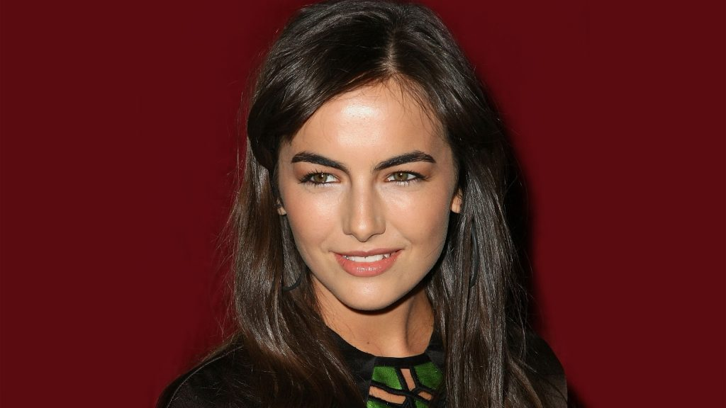 Camilla Belle Quad HD Wallpaper