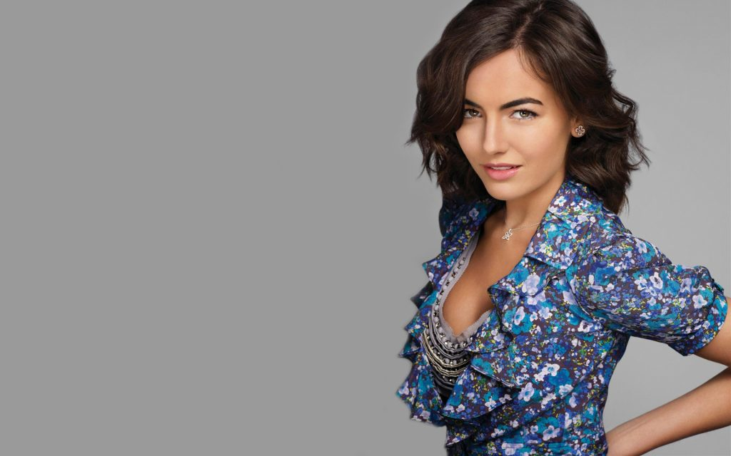 Camilla Belle Widescreen Wallpaper