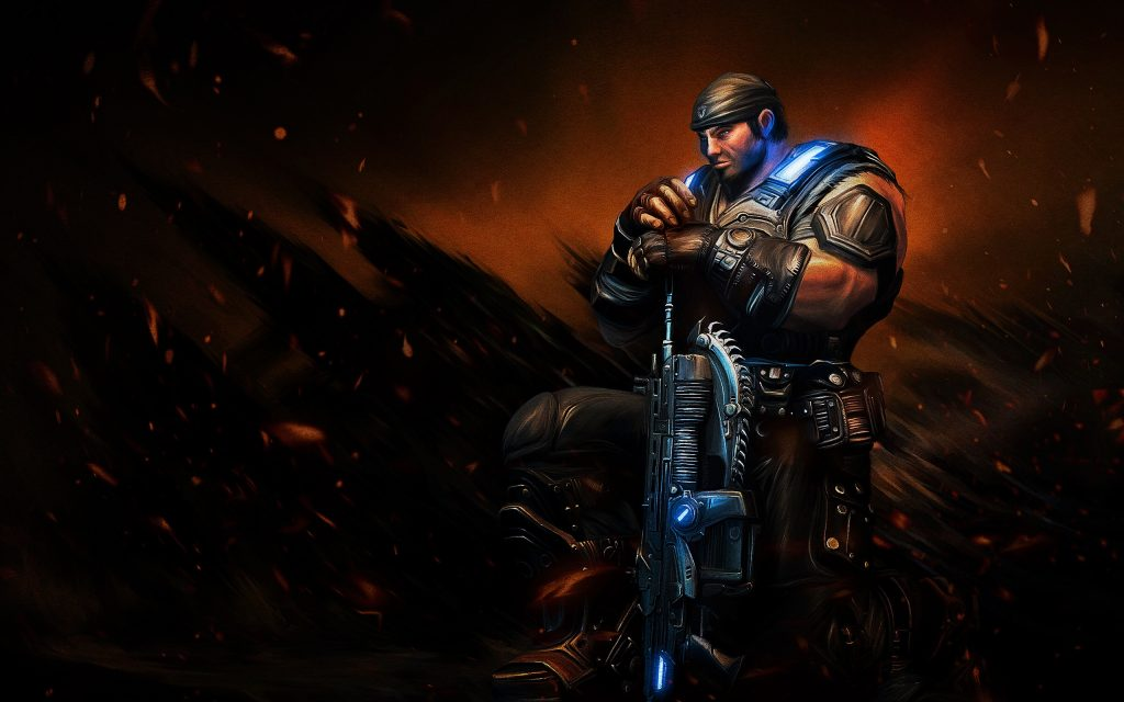 Gears Of War Widescreen Wallpaper