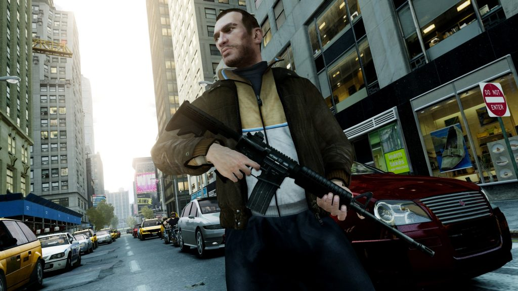 Grand Theft Auto IV Full HD Wallpaper