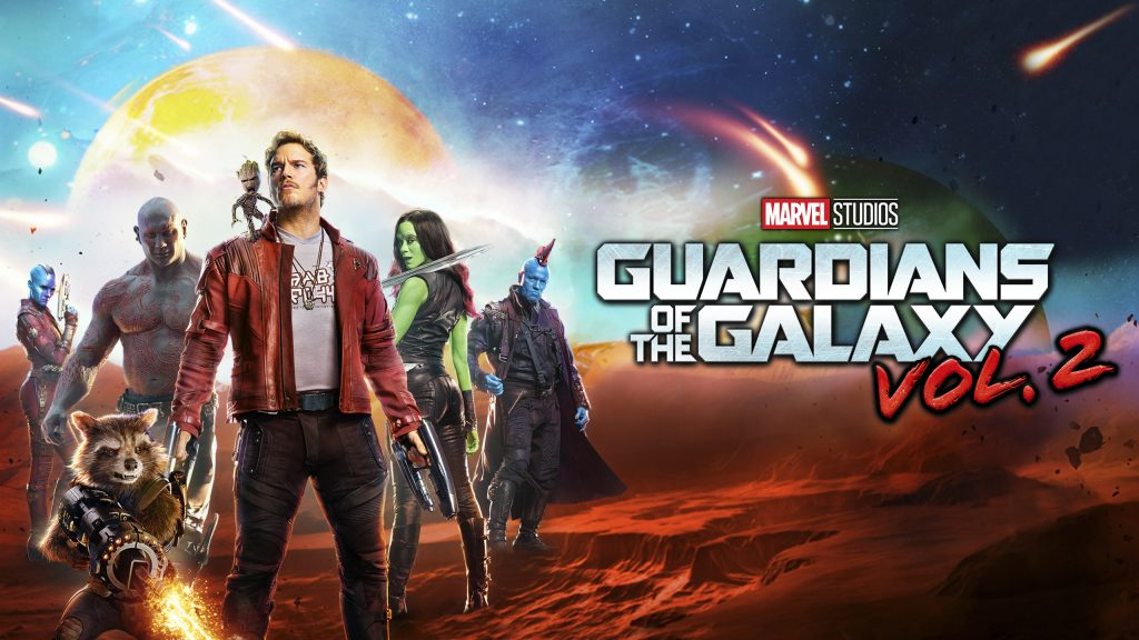 Guardians Of The Galaxy Vol. 2 HD Quad HD Wallpaper