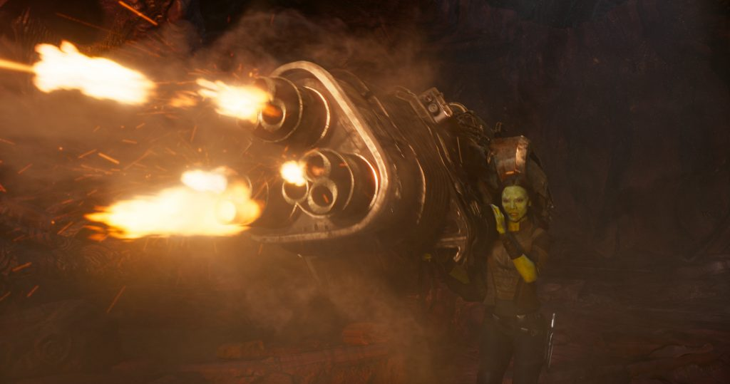 Guardians Of The Galaxy Vol. 2 Background