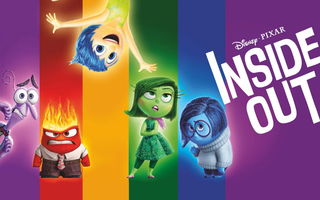 Inside Out HD Widescreen Background
