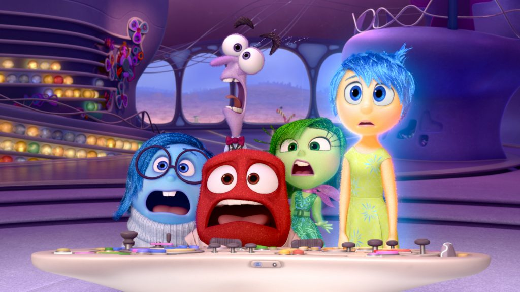 Inside Out HD Full HD Background