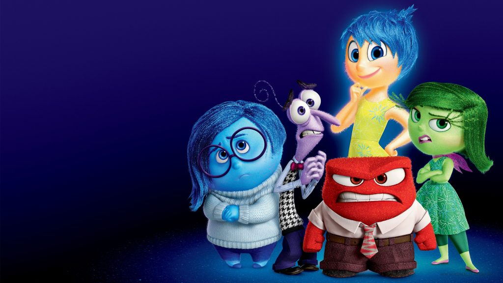 Inside Out HD Quad HD Background