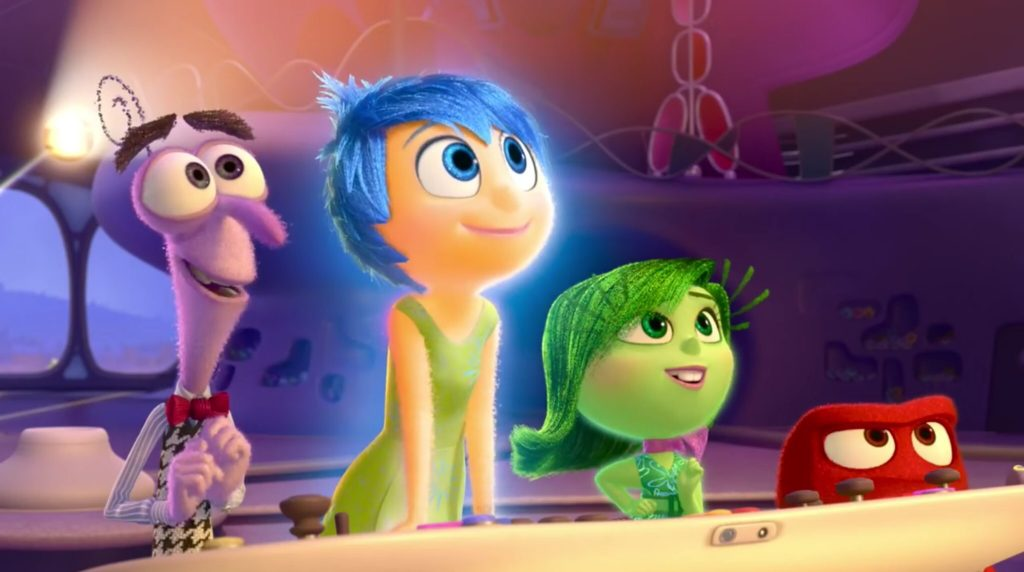 Inside Out HD Background