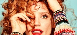Jessica Chastain HD Backgrounds