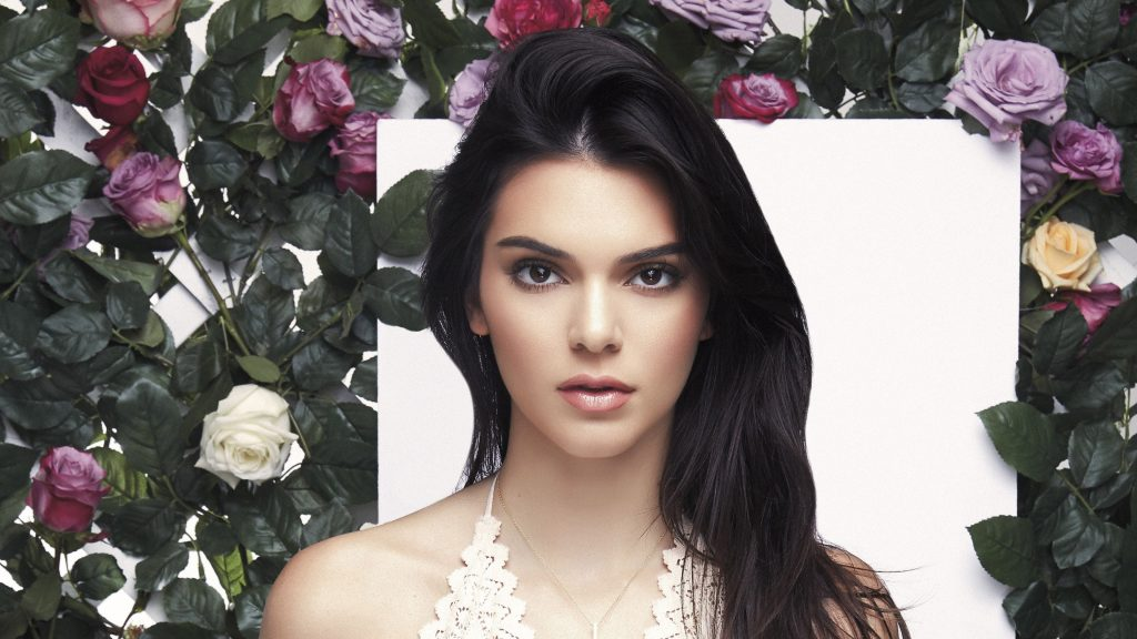 Kendall Jenner HD Quad HD Background