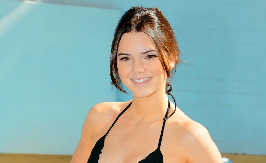 Kendall Jenner HD Background