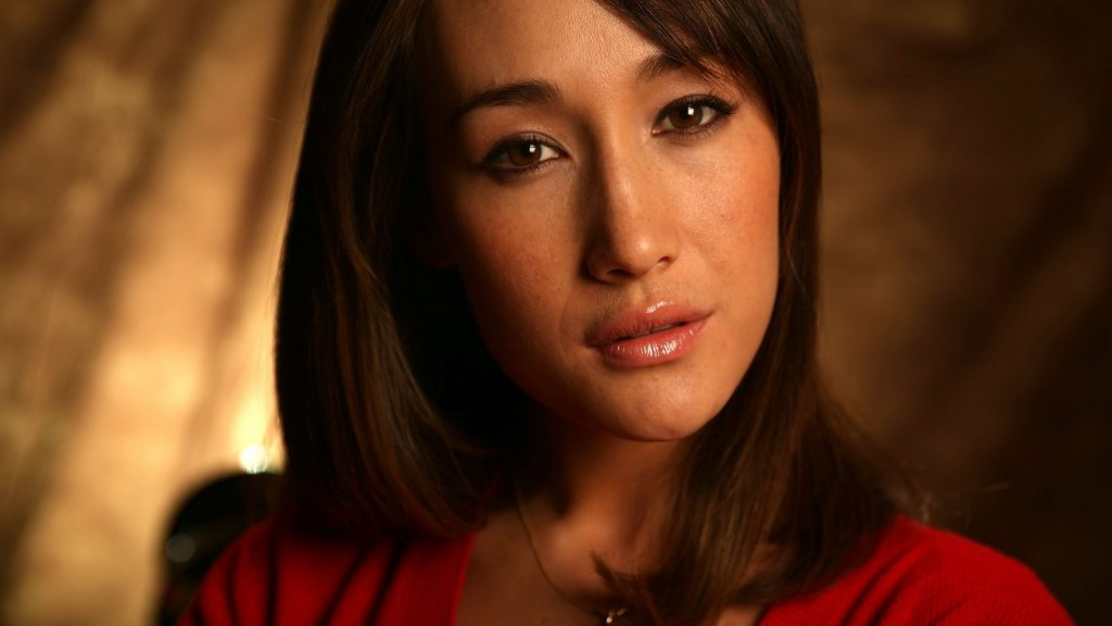 Maggie Q Full HD Wallpaper