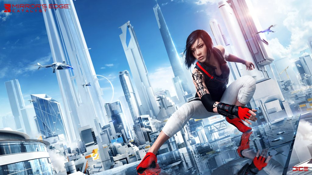 Mirror's Edge Catalyst HD Quad HD Wallpaper