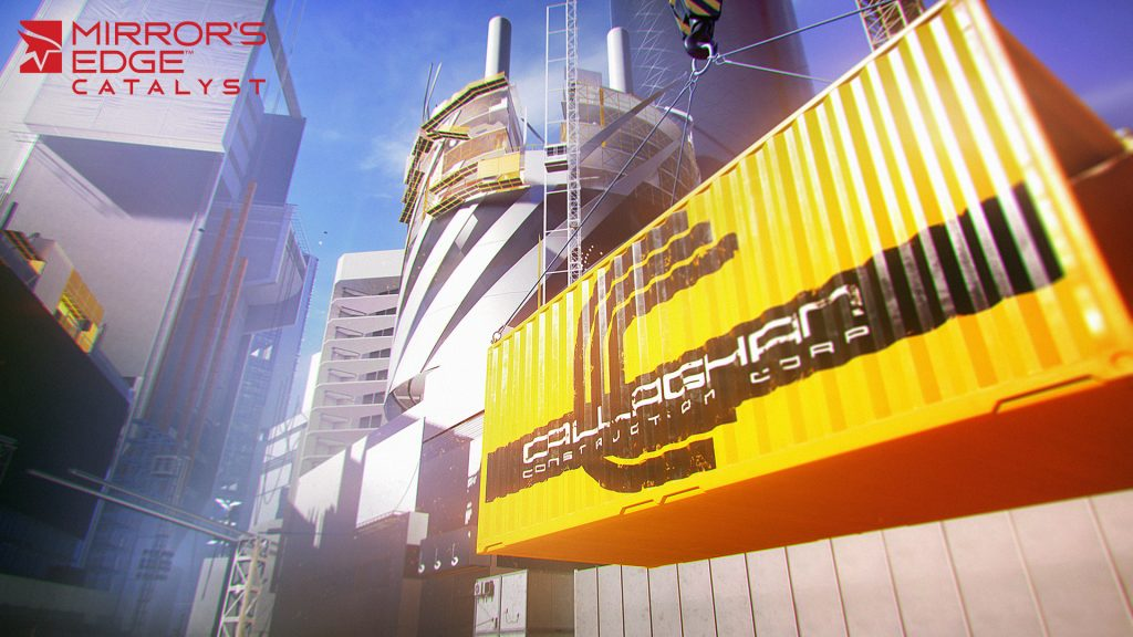Mirror's Edge Catalyst HD Full HD Wallpaper