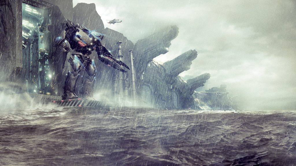 Pacific Rim Full HD Background