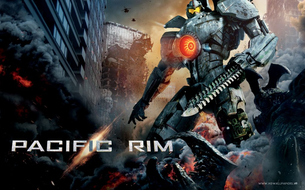 Pacific Rim Widescreen Background