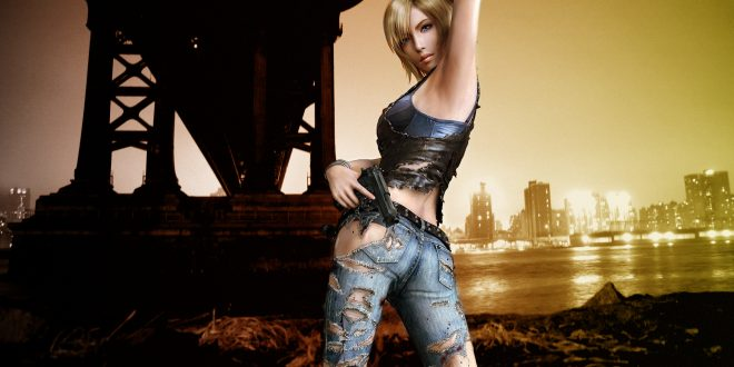 Parasite Eve Wallpapers
