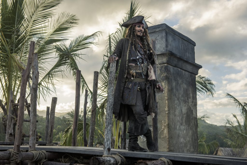 Pirates Of The Caribbean: Dead Men Tell No Tales HD Wallpaper