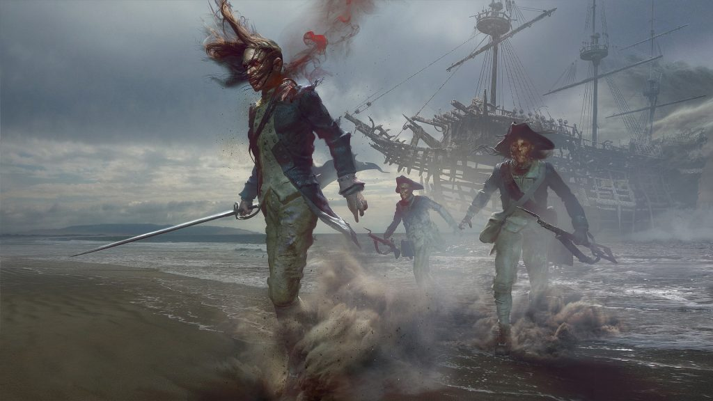 Pirates Of The Caribbean: Dead Men Tell No Tales HD Full HD Wallpaper